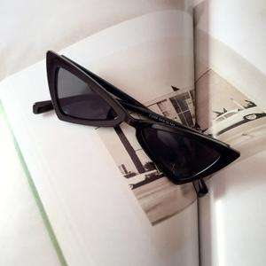 Vintage Butterfly TriangleShape Simple Sunglasses gallery 9