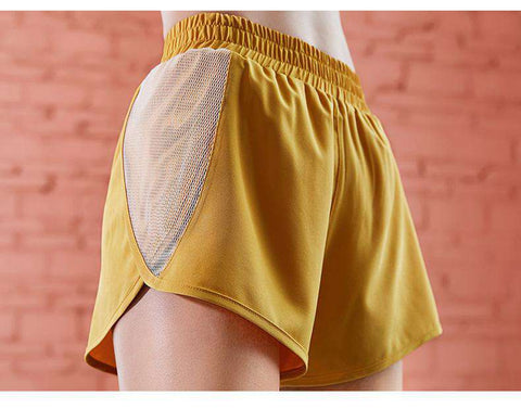 Loose Quick Dry Sports Running Fitness Yoga Shorts gallery 3