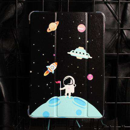 Universe Exploring Designed Apple iPad Cover Case gallery 3
