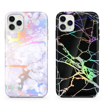 Creative Marble Soft Phone Case for iPhone