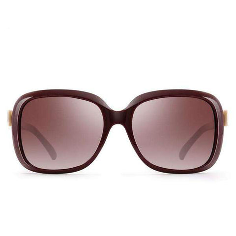 Vintage Fashion Design Polarized Lens with Bow Knot Side Sunglasses gallery 7