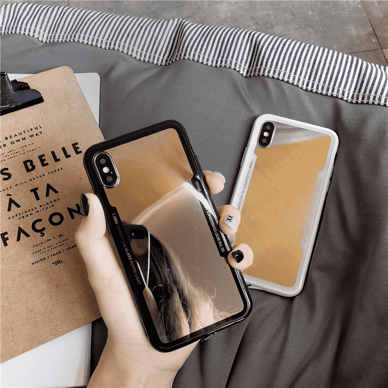Mirror Back iPhone Case
