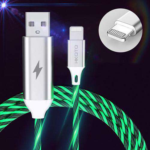 Luminous Wire USB Data Cable for Apple Android