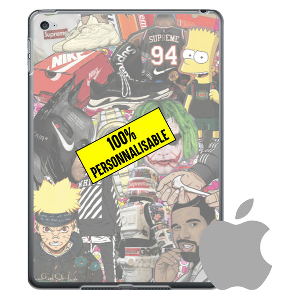 COQUE PERSONNALISABLE IPAD