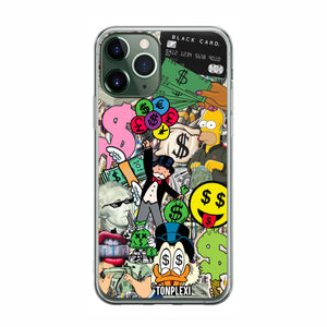 COQUE MONEY - TonPlexi