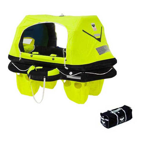 8 Man Liferaft Rental