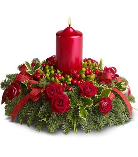 Berry Bright Centerpiece