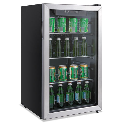 Alera® 3.2 Cu. Ft. Beverage Cooler