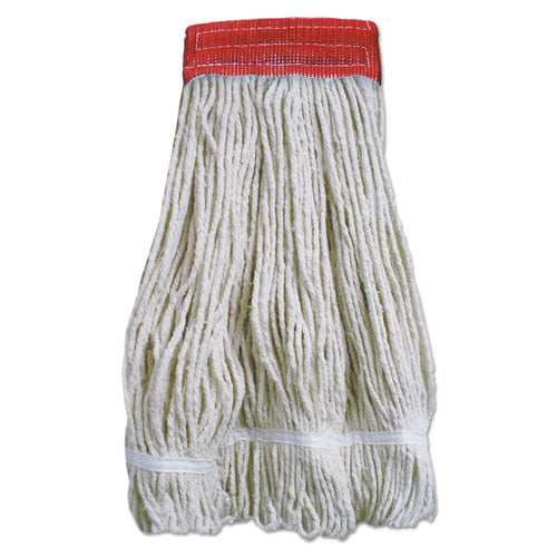 Boardwalk® Wideband Looped-End Mop Heads