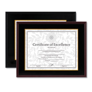 DAX® Hardwood Document-Certificate Frame