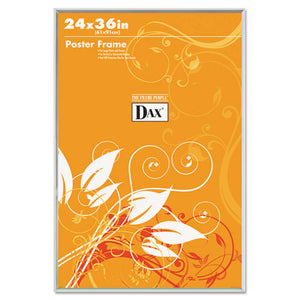 DAX® Clear U-Channel Poster Frame