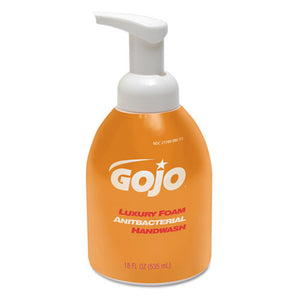 GOJO® Luxury Foam Antibacterial Hand Wash