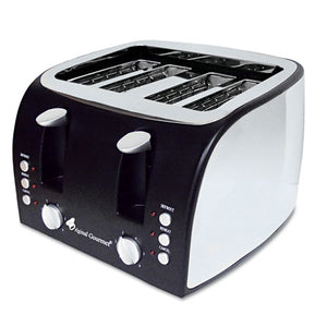 Coffee Pro 4-Slice Multi-Function Toaster