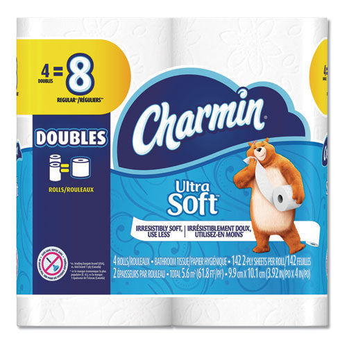 Charmin® Ultra Soft Bathroom Tissue