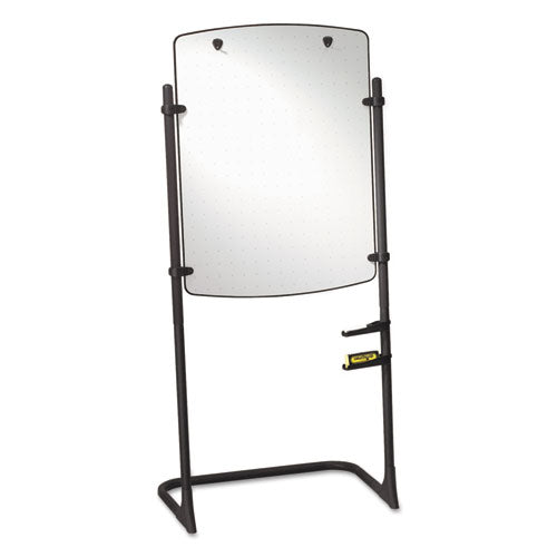 Quartet® High-Style Silhouette Total Erase® Presentation Easel