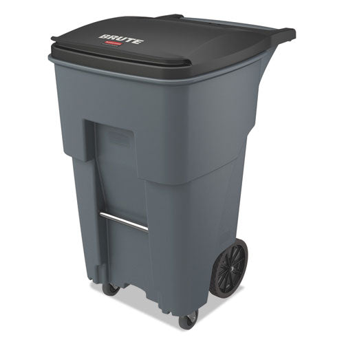 Rubbermaid® Commercial Brute Rollouts with Casters