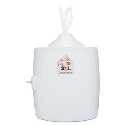 2XL Contemporary Wall Mount Wipe Dispenser