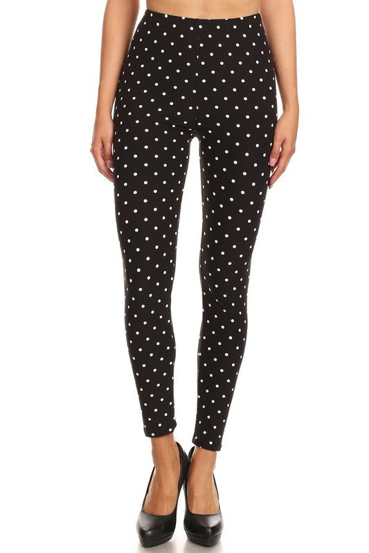 Dot To Dot Leggings O/S