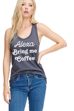 Alexa Coffee Tank