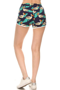 Mighty Duck Shorts