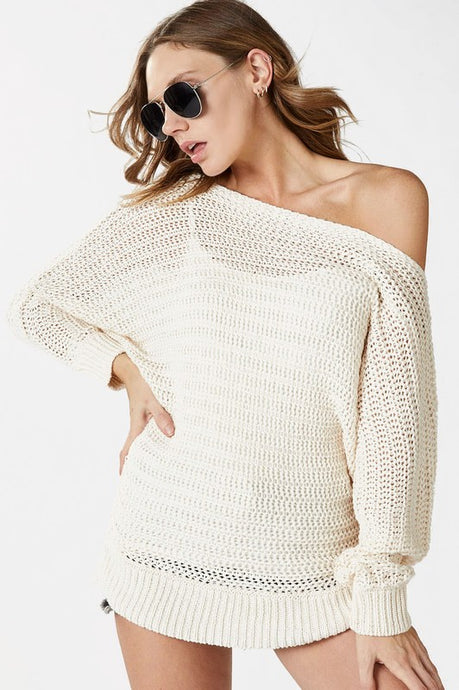 Luxe Sweater Ivory