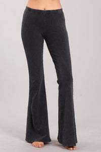 Mermaid Flares Ash Gray