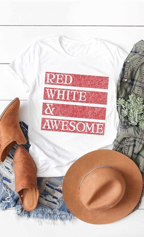Red White & Awesome WT