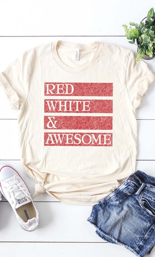 Red White & Awesome CR