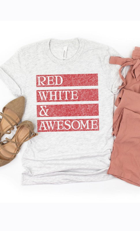 Red, White, & Awesome