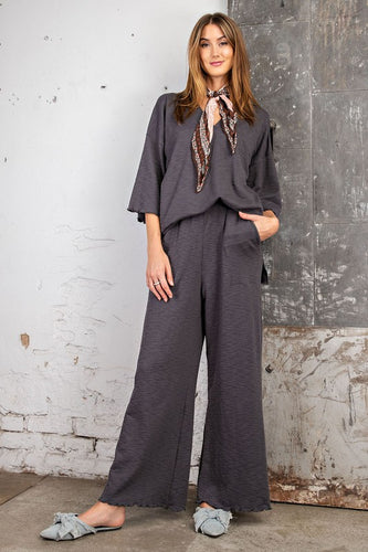 Comfy Wide Leg Lounge Pants