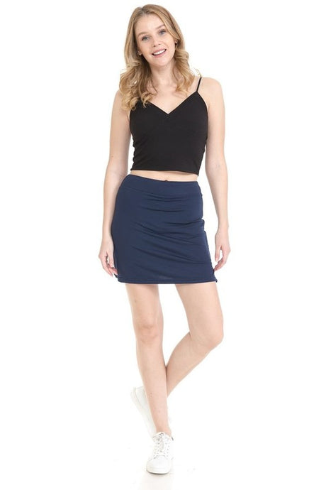 Everyday Skort Navy