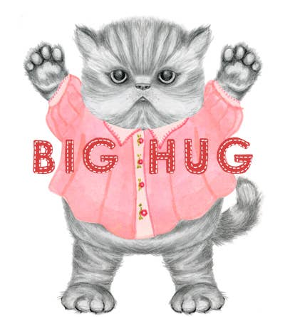Big Hug Card
