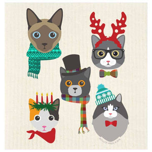 Holiday Cat Characters