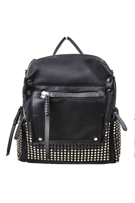 David Shitts Backpack Black