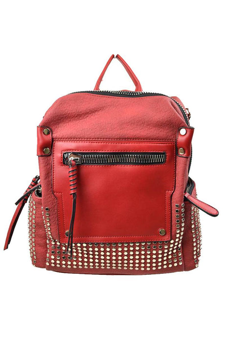 David Shitts Backpack Red