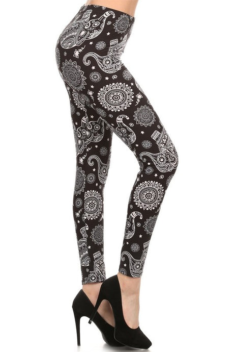 Eli Leggings Black