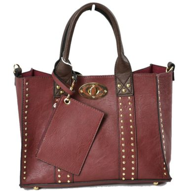 Chris Bag Burgundy