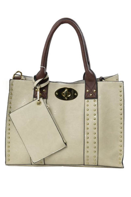 Chris Bag BEIGE/COFFEE