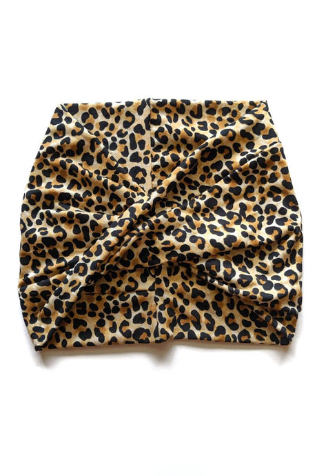 Leopard - Wide Headband