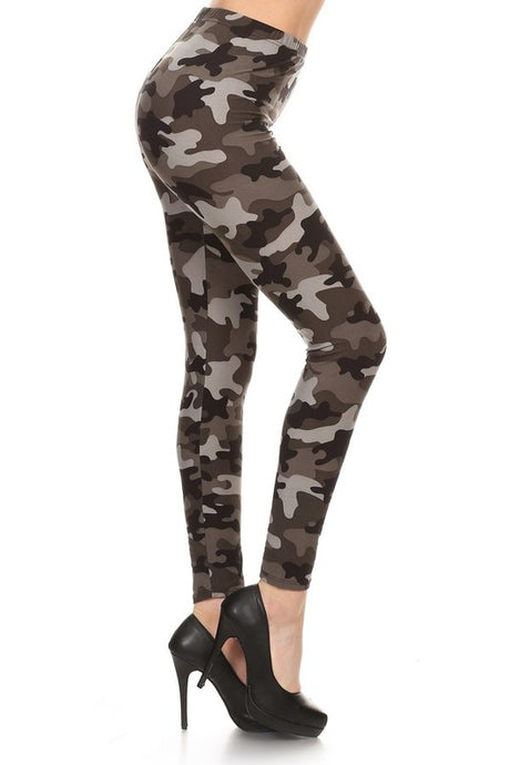 Killin It Leggings OS Dark Grey