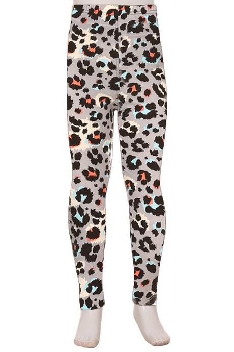 Kids Leggings Leopard