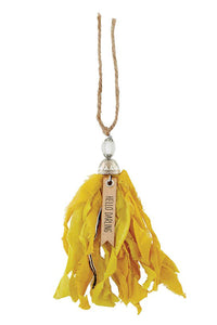 Bottle Tassel Hello Darling