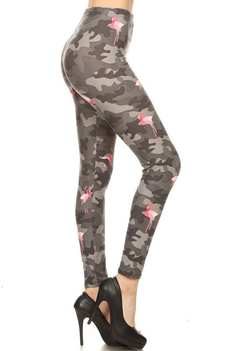 Oh Flock Camo Leggings