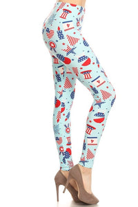 Perfect 4th Leggings