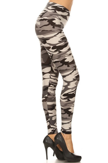 Killin It Leggings OS Grey