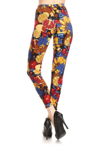 Fruit Basket Leggings O/S