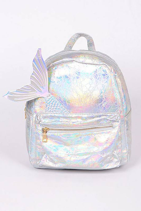 Tales Of Mermaids Backpack Silver