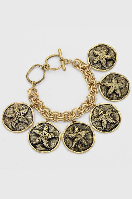Starfish Treasure Bracelet