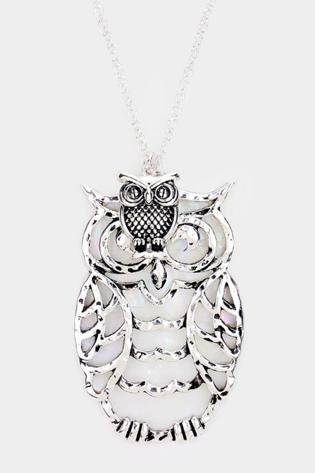 Ultimate Owl Mother of Pearl