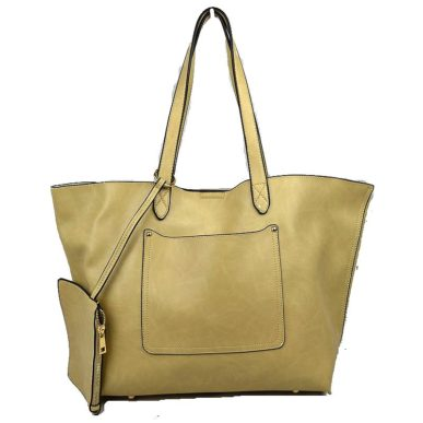 Vacation Tote Lt Tan